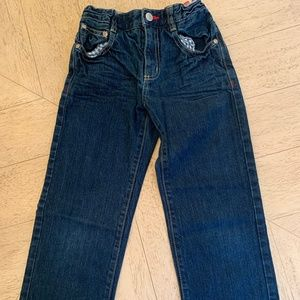 Like new size 8 MIni Boden Jeans